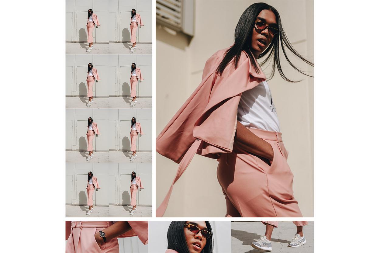 dress like a Conde Nast editor
