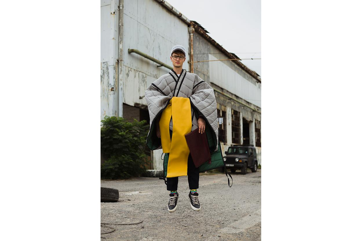 Daniel Geldenhuys Cape Town Fashion Week