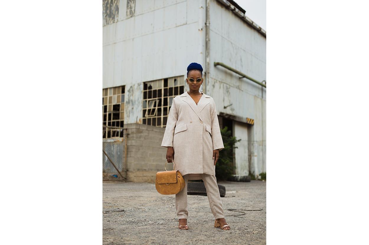 Jabulile Dlamini-Qwesha Cape Town Fashion Week
