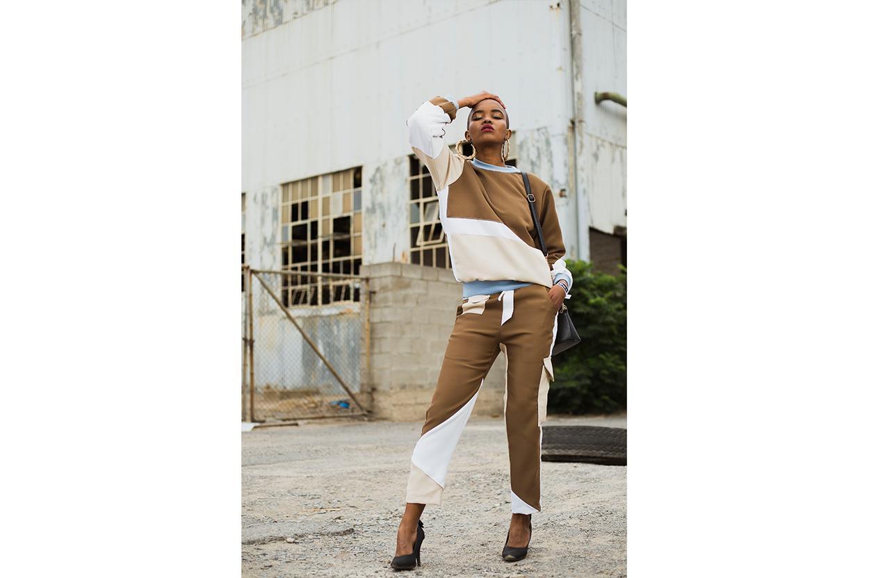 Abongwe Qokela Cape Town Fashion Week