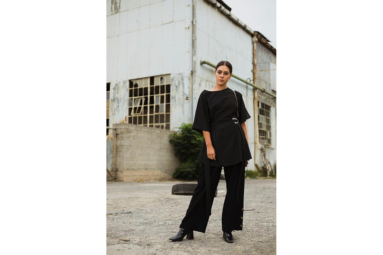 Gemma Mary Shepherd Cape Town Fashion Week
