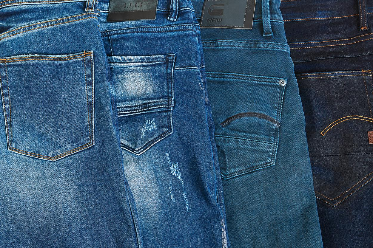 Dark washes: made for smart dressing