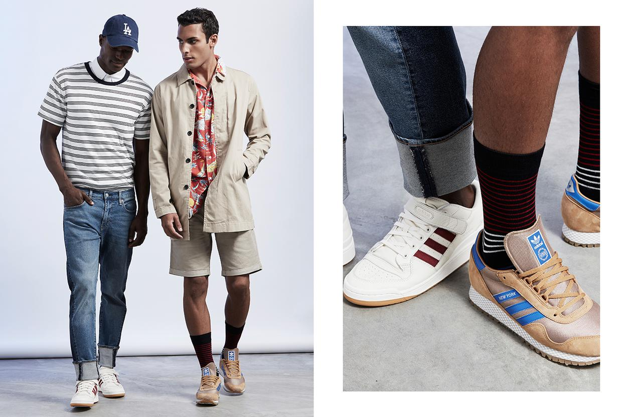 Fresher dad sneakers