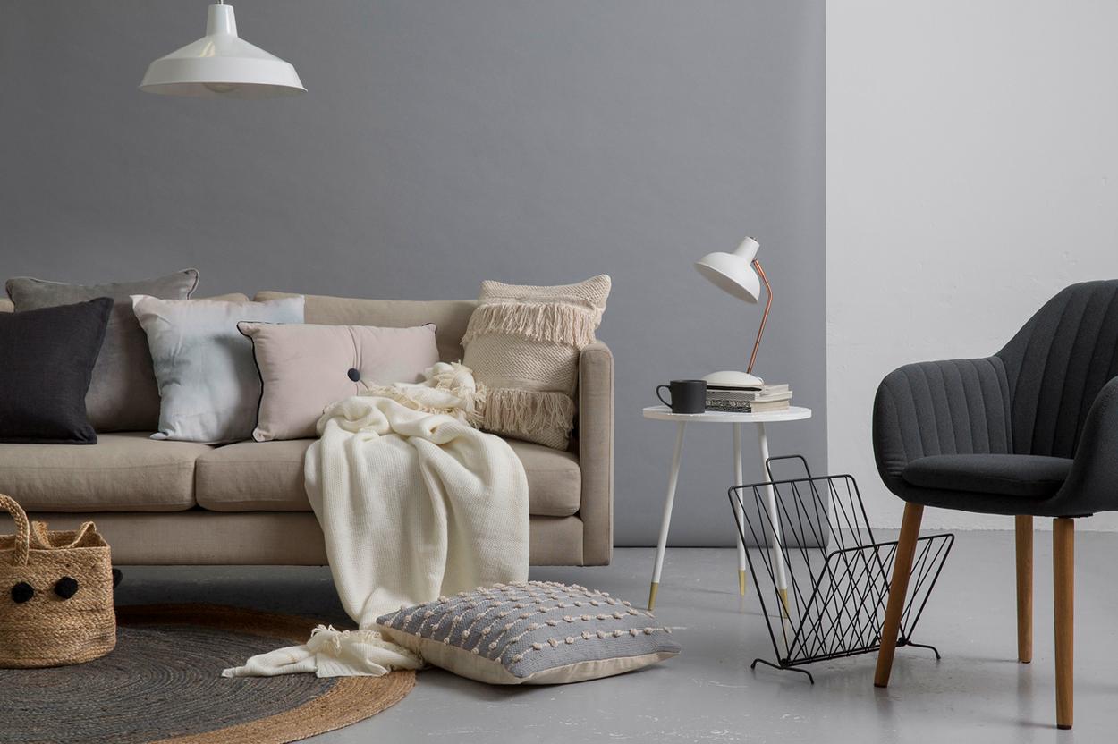 ultimate monochrome home decor
