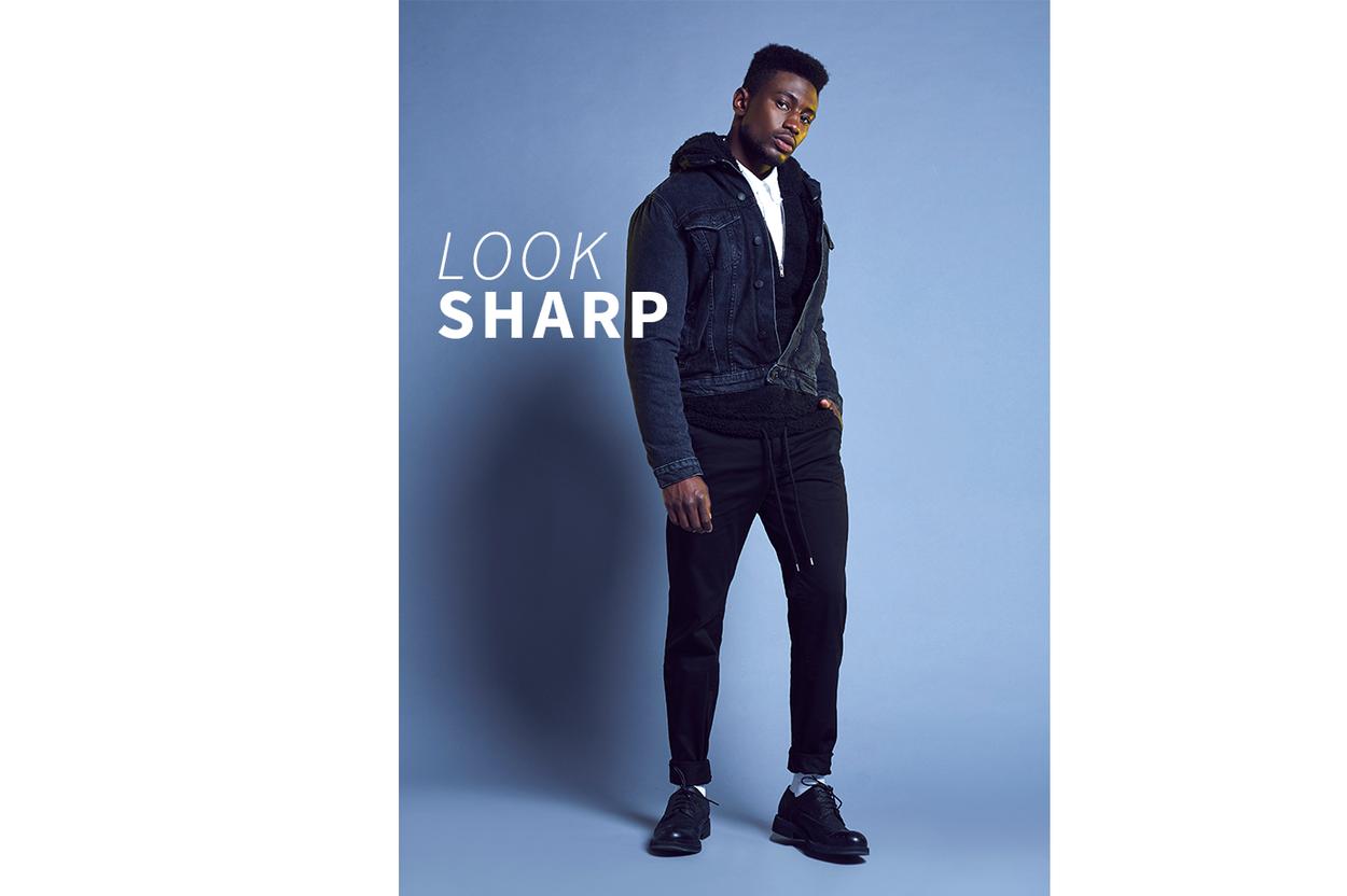 Look sharp in sherpa