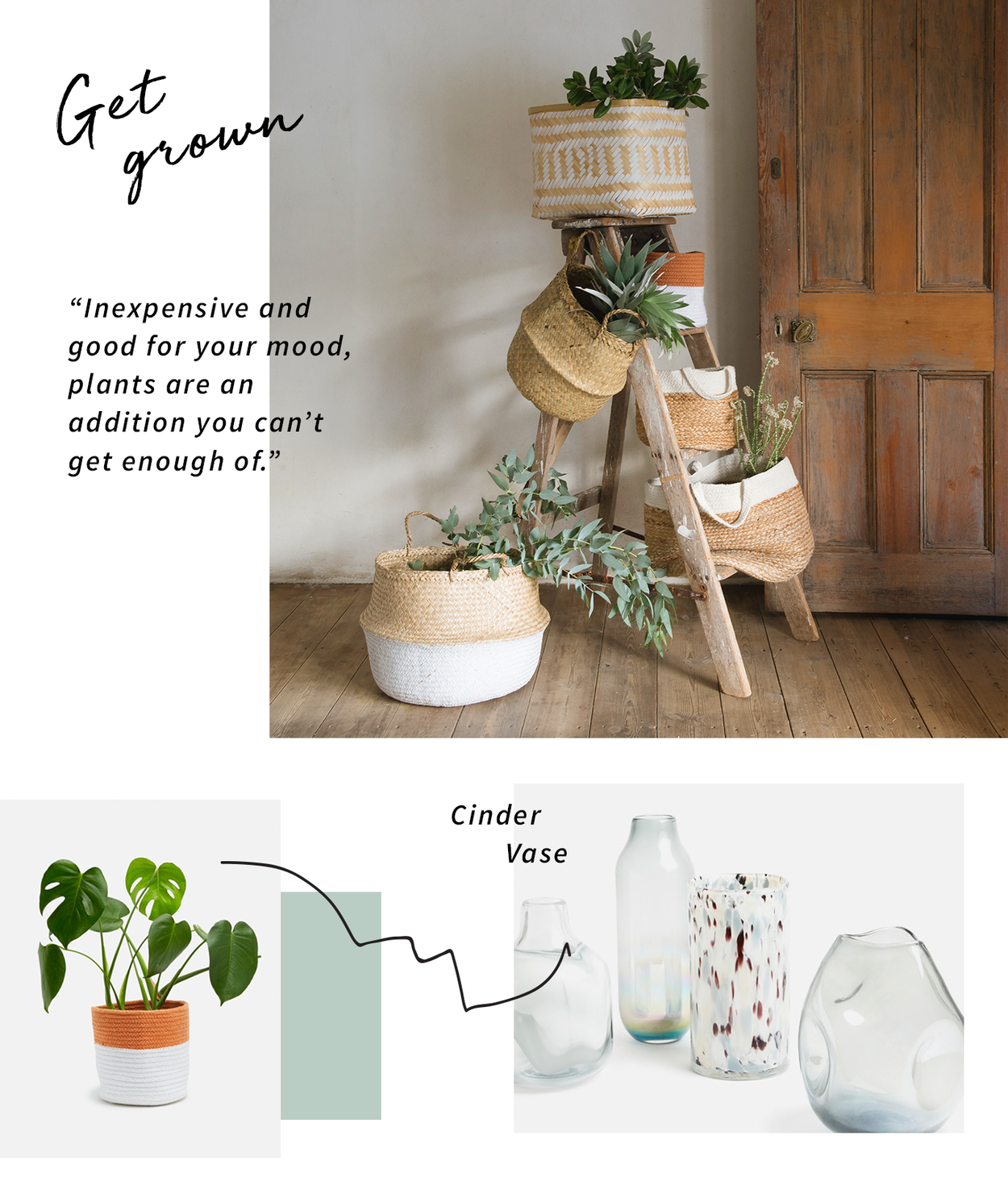 5 ways to invite the outdoors in