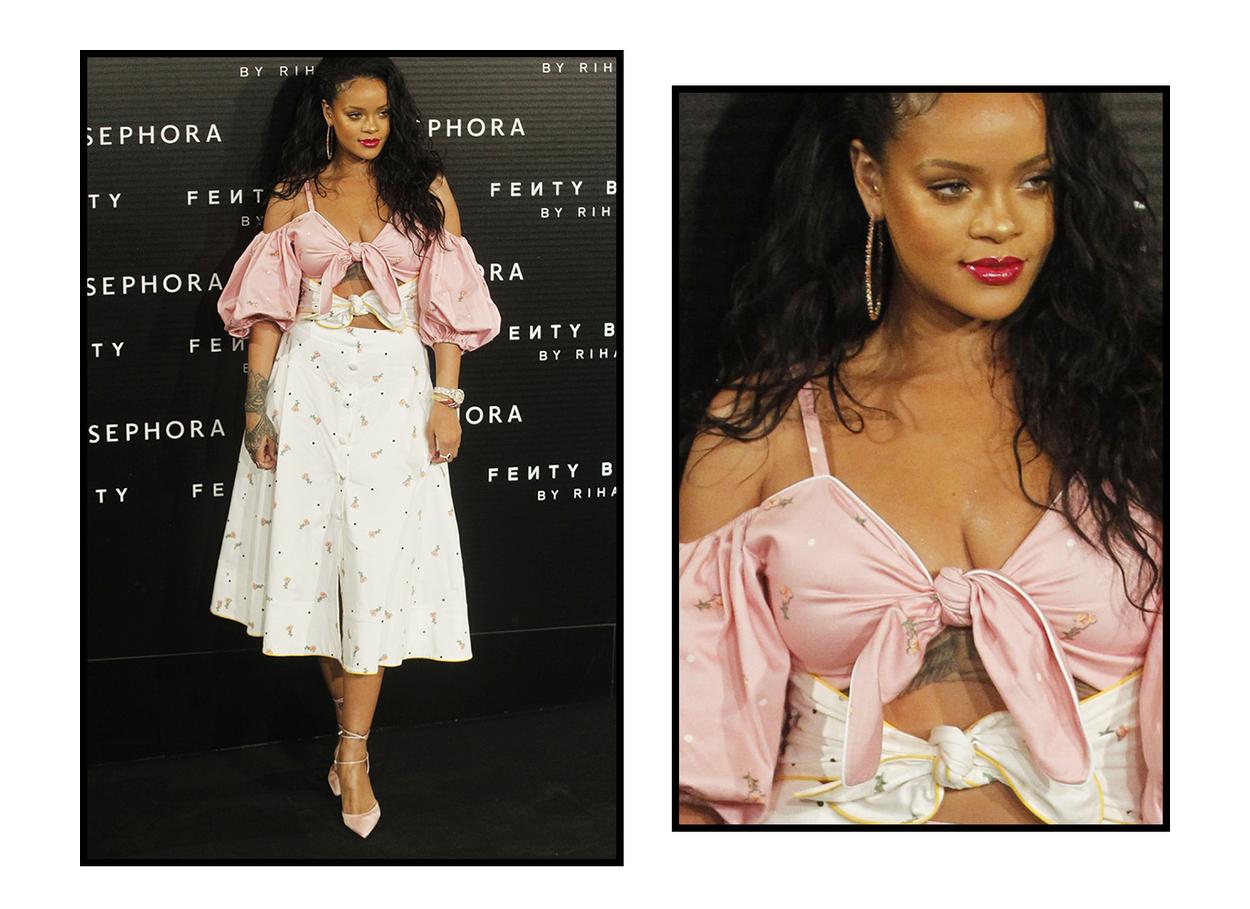 Celebrity Style: Rihanna