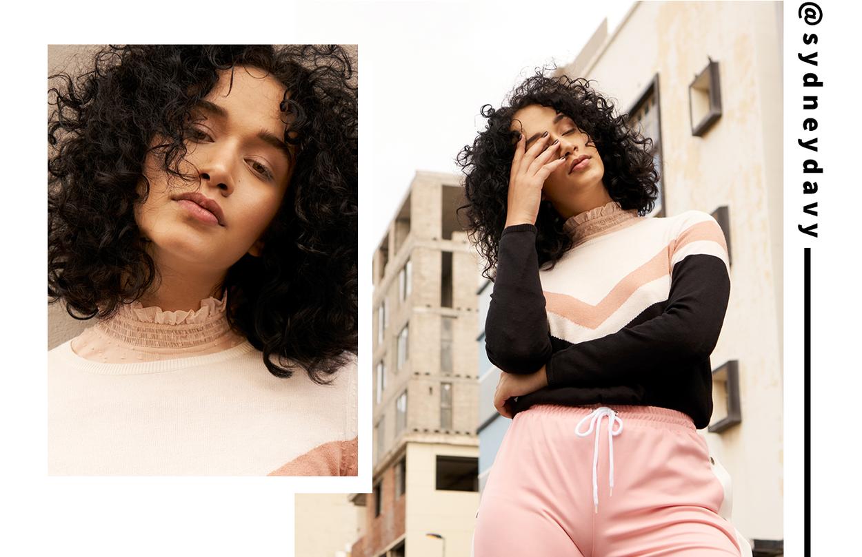 Sydney Davy - the statement sweater