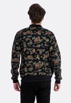 WeSC Animalis AOP Fleece Jacket