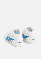 Onitsuka Tiger - Mexico Mid Runner TS - white/directoire blue