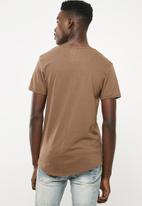 S.P.C.C. - Hope short sleeve T-shirt - brown
