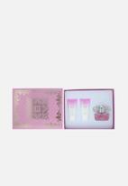 Versace - Versace Bright Crystal Edt 50ml & Bl 50ml & S/Gel 50ml (Parallel Import)