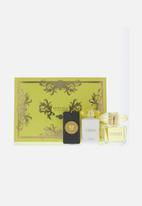 Versace - Versace Yellow Diamond Edt 90ml & Bl 100ml & Bag Tag (Parallel Import)