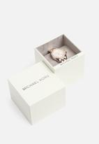 Michael Kors - Pipa - rose gold & silver