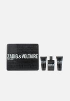 Zadig & Voltaire - Zadig & Voltaire This Is Him Edt 50ml & Sg 50ml X 2 (Parallel Import)