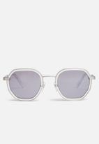 Diesel Eyewear - Diesel DL0267 17C - silver