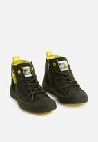 Palladium - Kids pallaphoenix smiley  - black