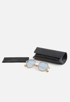 Diesel Eyewear - Diesel DL0267 32G - gold