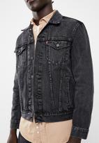 Levi's® - The trucker jacket - black
