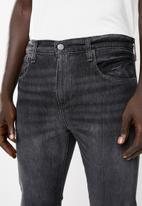 Levi's® - 512 slim taper fit jeans - black