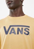 Vans - Classic tee - mustard