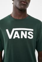 Vans - Classic tee - green