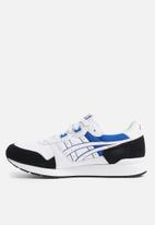 Asics Tiger - Gel-lyte- white /asics blue