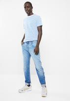 G-Star RAW - Arc 3D slim itano stretch denim - blue