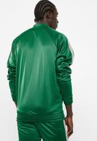 Superbalist - Tape tricot tracktop - green