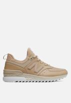 New Balance  - MS574LSR - tan