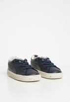 PUMA - Puma basket speckle infants - blue