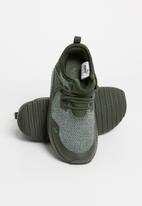 PUMA - Pacer next cage knit infants - green