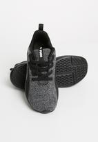 PUMA - Tishatsu runner knit infants - black