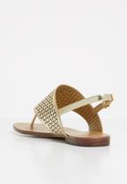 ALDO - Unulla sandal - gold
