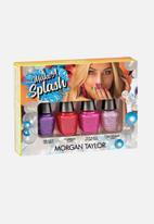 Morgan Taylor - Make A Splash MINI 4 pack