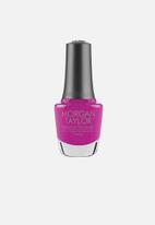 Morgan Taylor - Flip Flops & Tube Tops - Fuchsia Shimmer