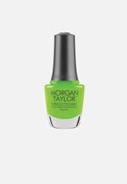 Morgan Taylor - Limónade In The Shade - Green Neon Crème