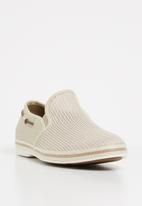 ALDO - Carufel slip on - cream