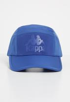 KAPPA - Julian emboss peak - blue