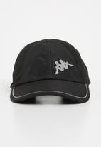 KAPPA - Ortler reflective omni cap - black