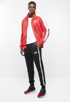 PUMA - Classics t7 track jacket - red