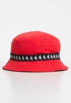 KAPPA - Etna reversible sporty - black & red