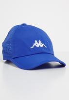 KAPPA - Apennine omni golf cap - blue