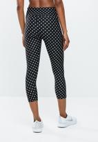Superbalist - Leggings 7/8 length - black & white