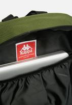 KAPPA - Maggiore basic omni back pack - green