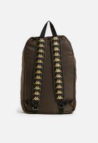 KAPPA - Lugano omni backpack - brown