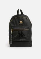 KAPPA - Lugano omni backpack - black