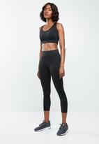 Superbalist - Core leggings 7/8 length 2 pack - black & grey