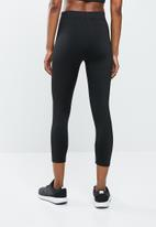 Superbalist - Core leggings 7/8 length 2 pack - black & pink
