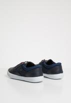 SOVIET - Omaha lace up sneaker - navy